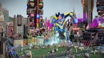 SimCity Städte der Zukunft - The Academy Trailer