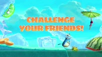 Rayman Fiesta Run - iOS Launch Trailer