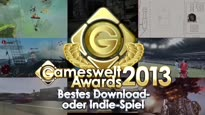 Gameswelt Awards 2013 - Bestes Download- oder Indie-Spiel