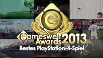 Gameswelt Awards 2013 - Bestes PlayStation-4-Spiel