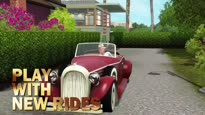 Die Sims 3: Roaring Heights - Gameplay Trailer