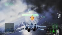 Ace Combat Infinity - Beta Trailer
