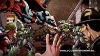 DC Universe Online - Comic Trailer