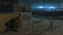 Metal Gear Solid V: Ground Zeroes - Console Comparison Trailer
