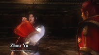 Dynasty Warriors 8 - Wu Kingdom Trailer