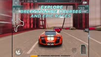 Ridge Racer Slipstream - Android Launch Trailer