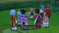 Tales of Symphonia Chronicles - Presea Combatir Gameplay Trailer
