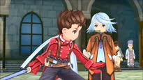 Tales of Symphonia Chronicles - Lloyd Irving Gameplay Trailer