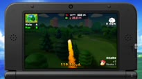 Mario Golf: World Tour - Item Shots Trailer