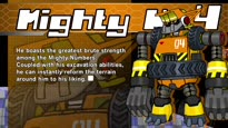 Mighty No. 9 - GDC 2014 Alpha Gameplay Trailer