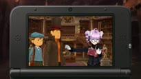 Professor Layton vs. Phoenix Wright: Ace Attorney - Ein auswegloser Fall TV-Spot