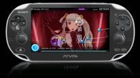 Hatsune Miku: Project DIVA F - PS Vita Launch Trailer