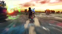Kinect Sports Rivals - Wave Racing Gameplay Trailer