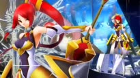 BlazBlue: Chrono Phantasma - Launch Trailer
