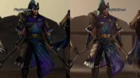 Dynasty Warriors 8 Xtreme Legends - PS4 & PS3 Comparative Video