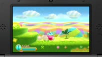 Kirby: Triple Deluxe - Gee Kirby, You're So Cute Trailer