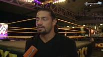 WrestleMania XXX - Video-Interview mit WWE Superstar Roman Reigns (The Shield)