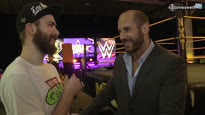 WrestleMania XXX - Video-Interview mit WWE Superstar Cesaro