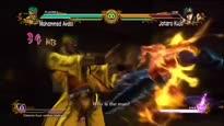 JoJo's Bizarre Adventure: All Star Battle - Mohammed Avdol Gameplay Trailer