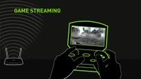 Nvidia Shield - Game-Stream Trailer