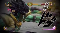 JoJo's Bizarre Adventure: All Star Battle - Jotaro Kujo Gameplay Combo Trailer