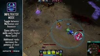 Infinite Crisis - Champion Profile: Blue Beetle