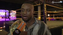 WrestleMania XXX - Video-Interview mit WWE Superstar Big E. Langston