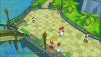 Tales of Symphonia Chronicles - Swimsuit Quest Walkthrough Trailer