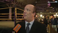 WrestleMania XXX - Video-Interview mit WWE Manager Paul Heyman