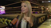 WrestleMania XXX - Video-Interview mit WWE Diva Emma