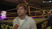 WrestleMania XXX - Video-Interview mit WWE Superstar Dean Ambrose (The Shield)