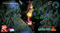 Galak-Z: The Dimensional - Gameplay Trailer