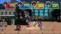 Phantom Breaker: Battle Grounds - PS Vita Trailer