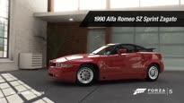 Forza Motorsport 5 - Bondurant Car Pack Trailer