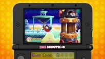 Kirby: Triple Deluxe - Unleashed Trailer
