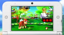 Mario Golf: World Tour - Characters Trailer