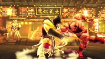 Ultra Street Fighter IV - Pre-Order Boni Trailer