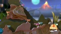 Worms Battlegrounds - Bring den Kampf auf PS4 Trailer