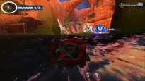 Sonic & All-Stars Racing Transformed - iPad-Version angezockt