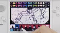 Pokémon Art Academy - Yveltal Blitzporträt Trailer