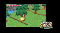 Harvest Moon: The Lost Valley - Debut Trailer