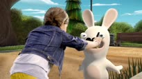 Rabbids Invasion: The Interactive TV Show - E3 2014 Trailer