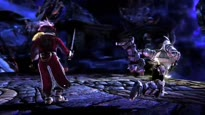 SoulCalibur: Lost Swords - E3 2014 Cervantes Trailer