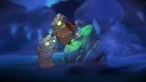 Plants vs. Zombies 2 - E3 2014 Dark Ages Sword Teaser