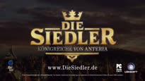 Die Siedler: Königreiche von Anteria - Announcement Trailer