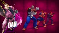 Ultra Street Fighter IV - Costume Trailer #2