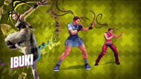 Ultra Street Fighter IV - Costume Trailer #3
