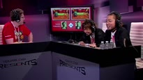 Theatrhythm Final Fantasy: Curtain Call - gamescom 2014 Hazama vs. Yoshida Battle Trailer