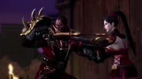 Warriors Orochi 3: Ultimate - Rachel The Fiend Hunter Trailer