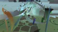 Tearaway Unfolded - gamescom 2014 PS4 Announcement Trailer